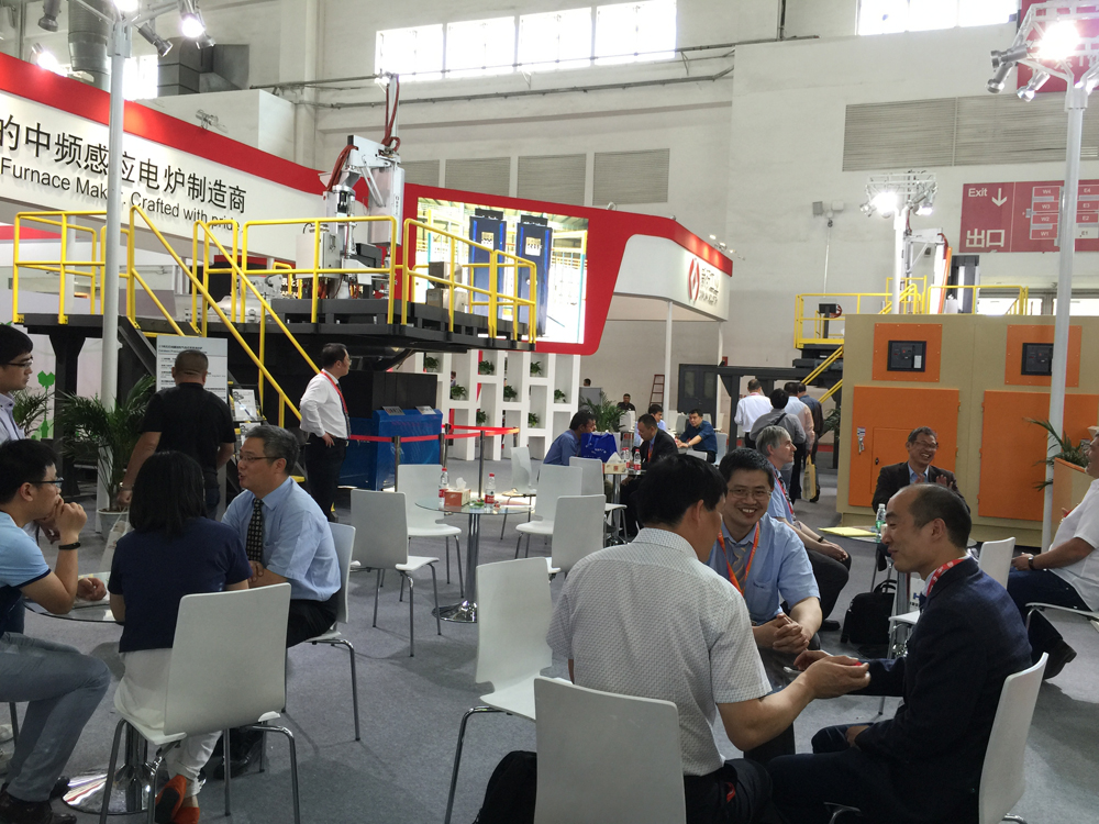 """新研华丽亮相""""第十四届中国国际铸造博览会"""""""